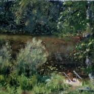 Obnora-river